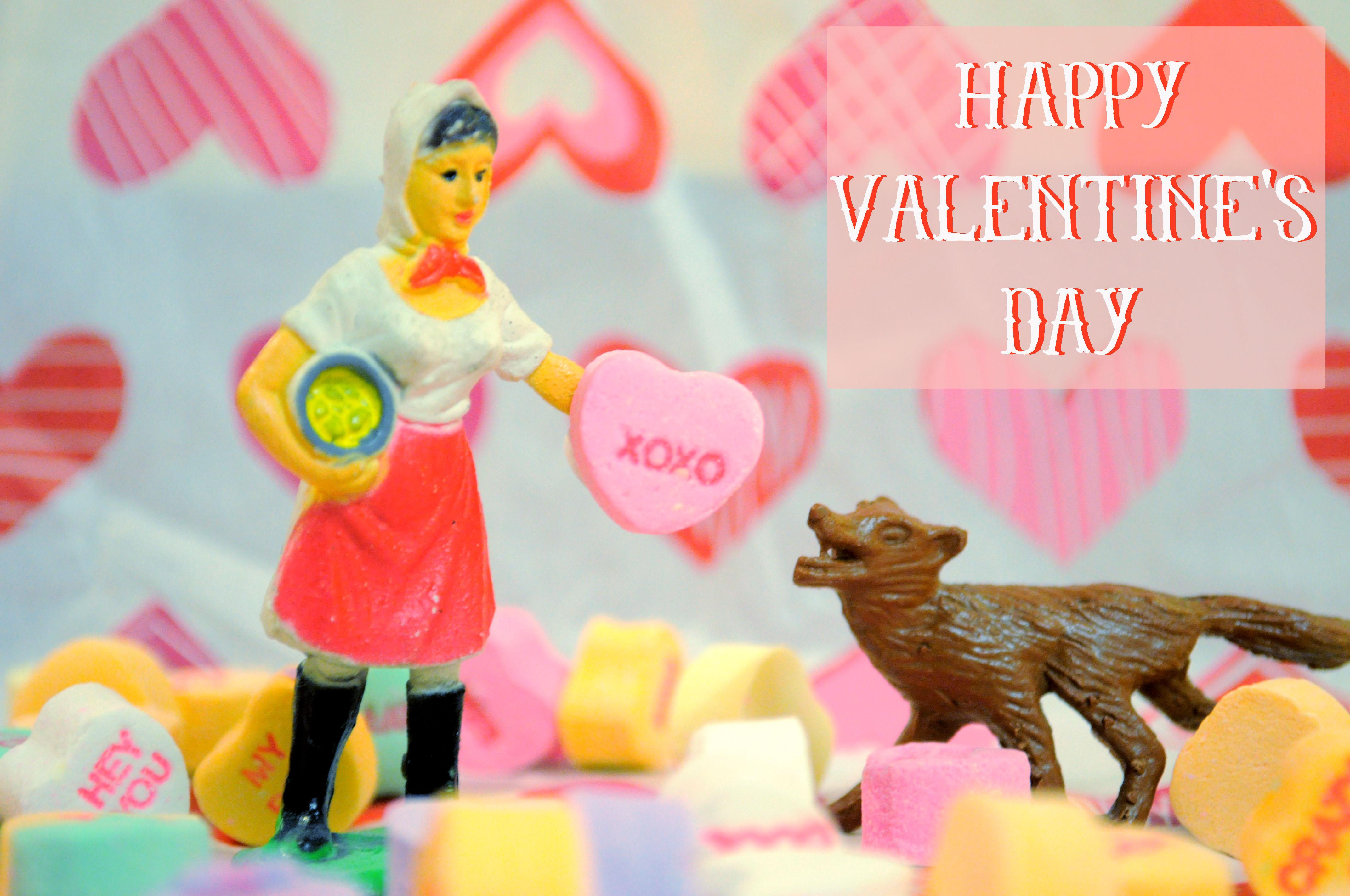 GiGi & Foxy VDay 2012
