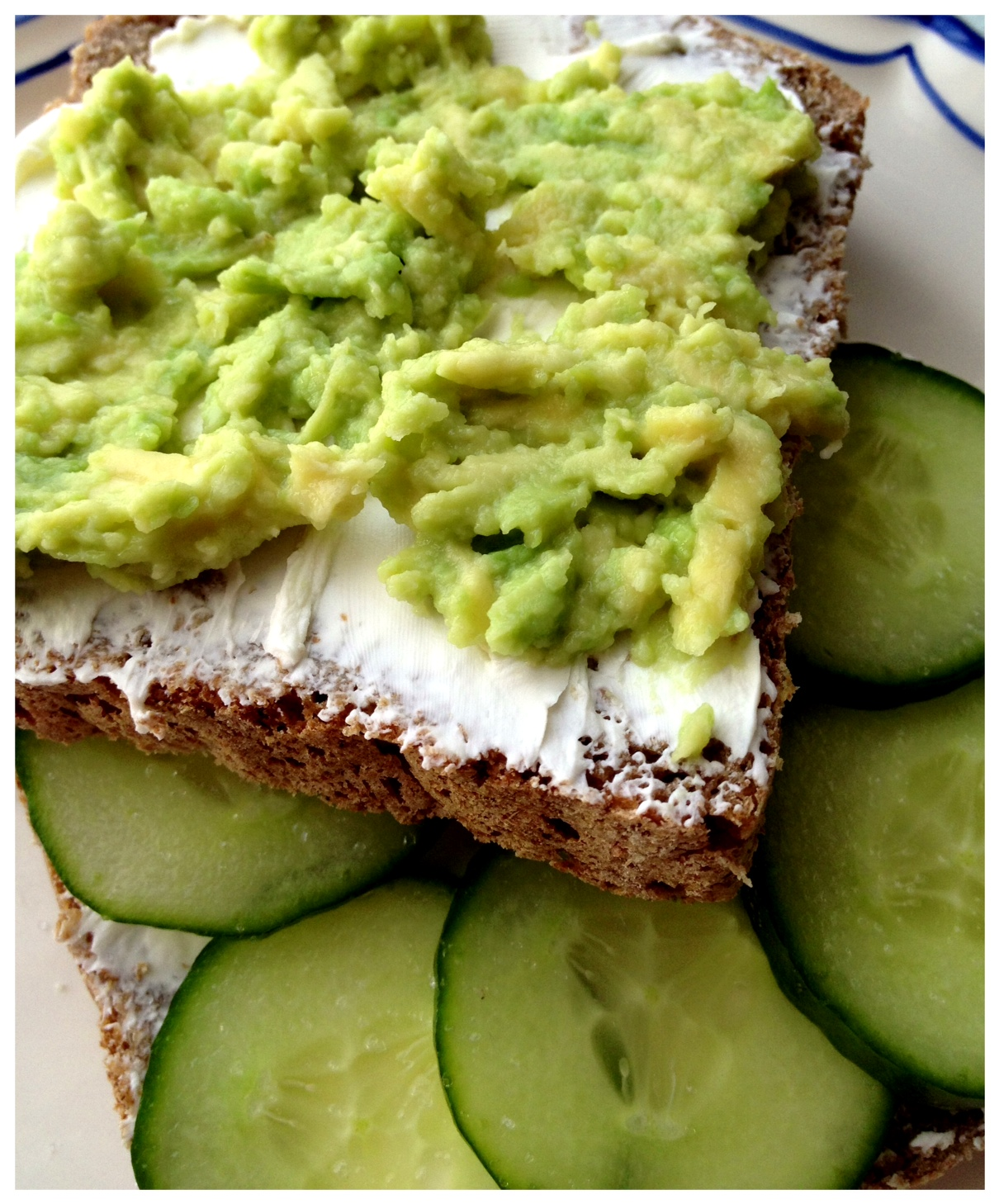 Jennifer Michie Avocado Breakfast