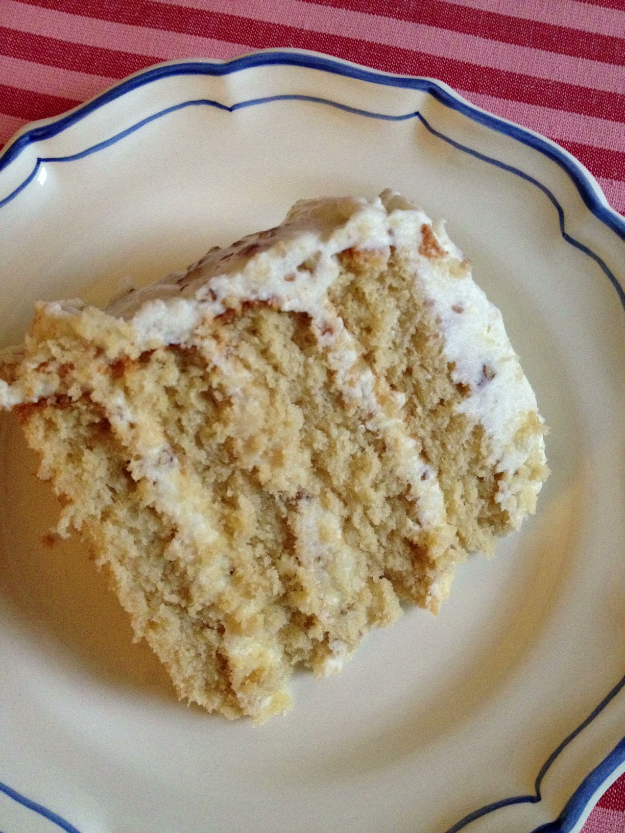 Jennifer Michie Italian Cream Cake 3