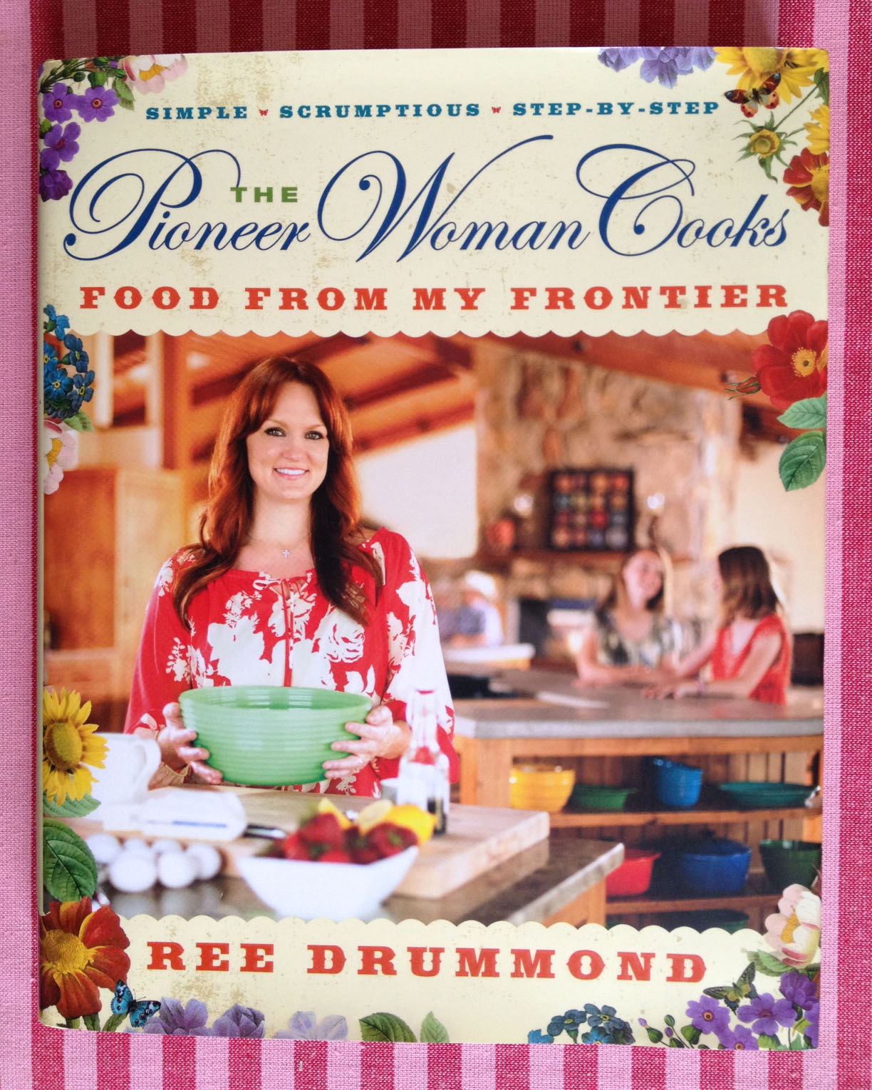 Jennifer Michie Pioneer Woman CookBook