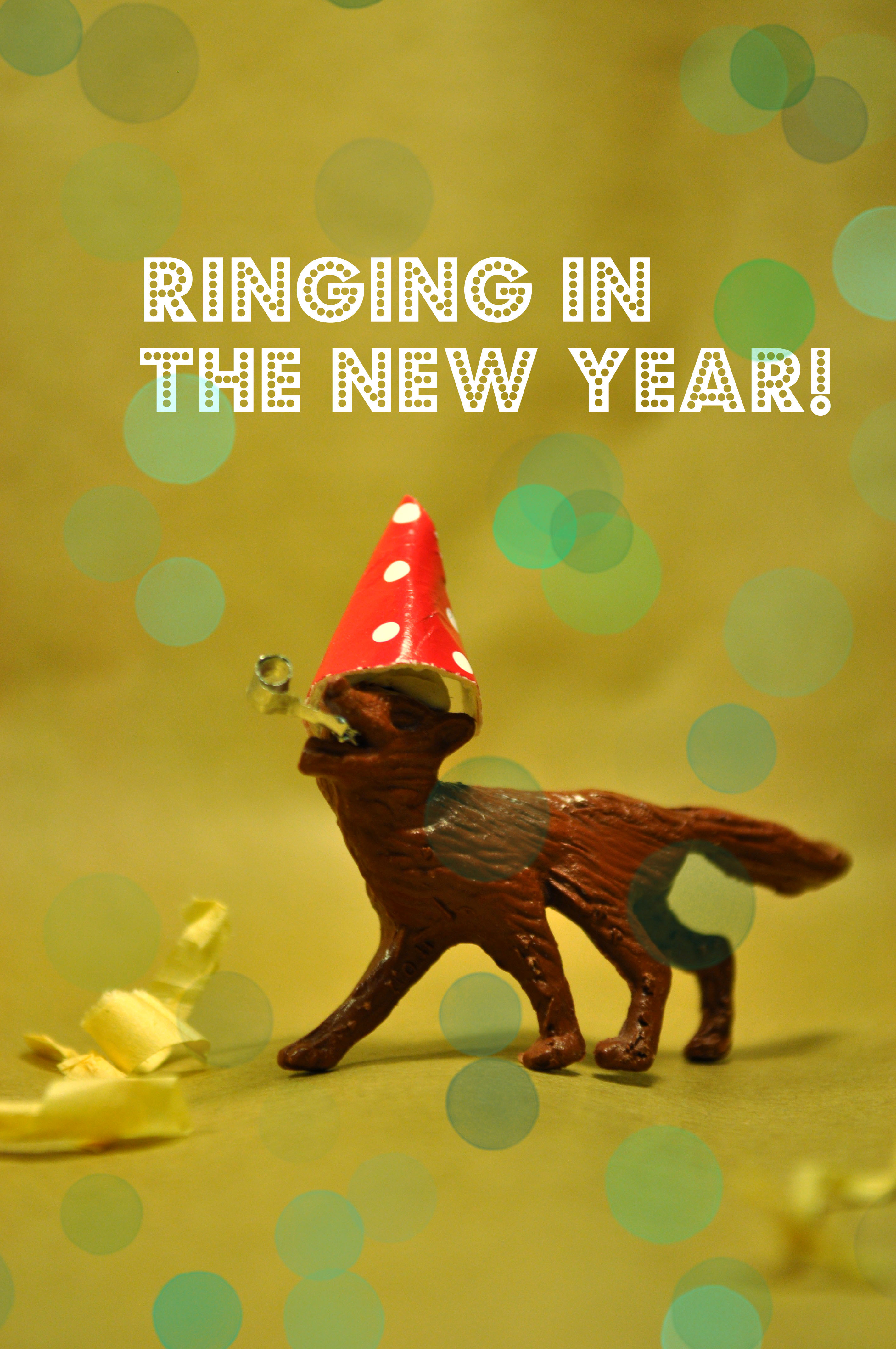 Foxy New Year