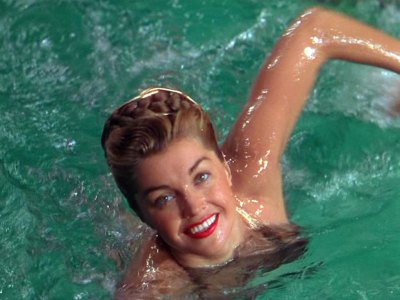 Jennifer Michie Esther Williams Pool