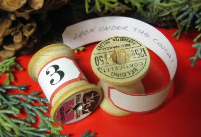 spool advent calendar