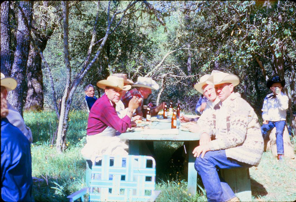 Cowboy Picnic Itsbetterthanbad Flickr