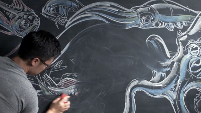 This is Colossal Peter Han Chalk 2