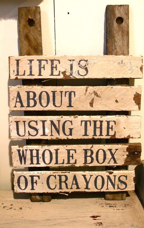 Jennifer Michie Life & Crayons