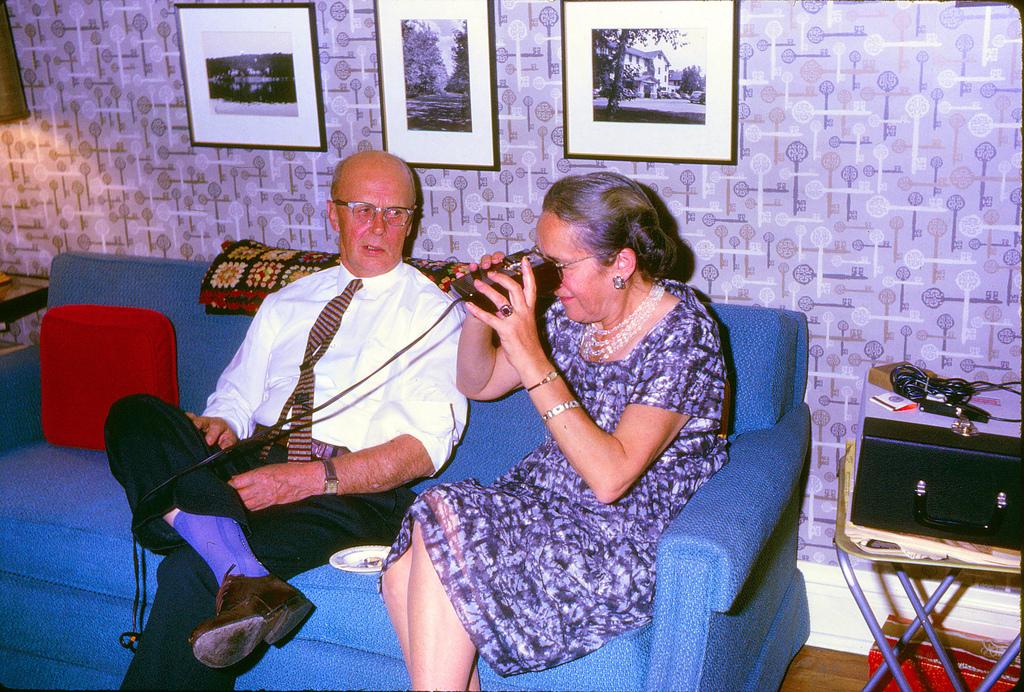 itsbetterthanbad rolf & valerie hannestad couch 1963