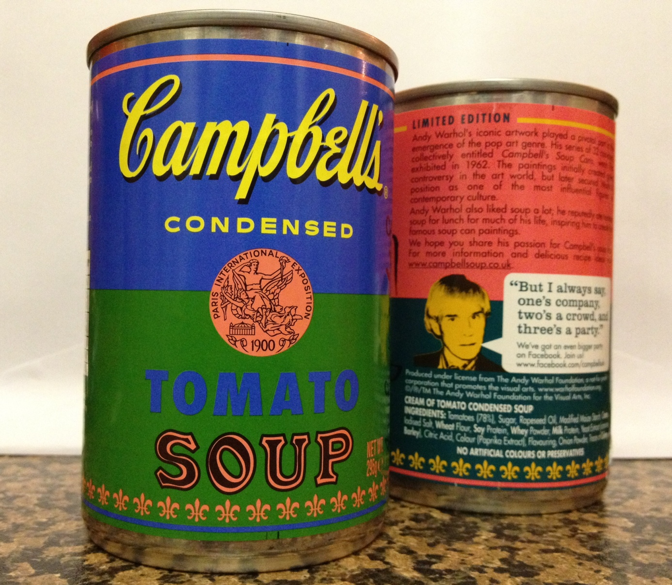Jennifer Michie Tomato Soup