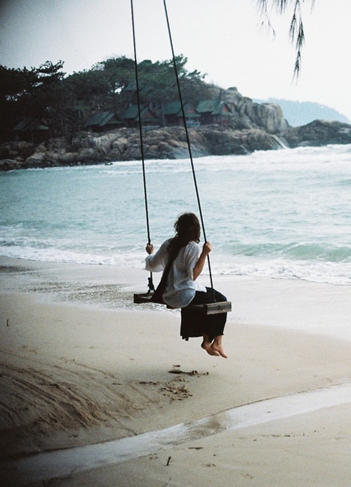 A Bohemian Life Swing