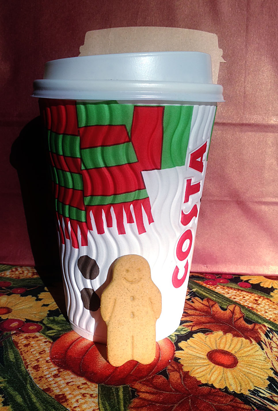 Jennifer Michie Gingerbread Latte