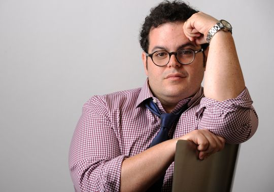 Josh Gad Column Photo
