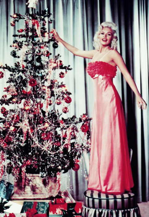 Jayne Mansfield Christmas Tree