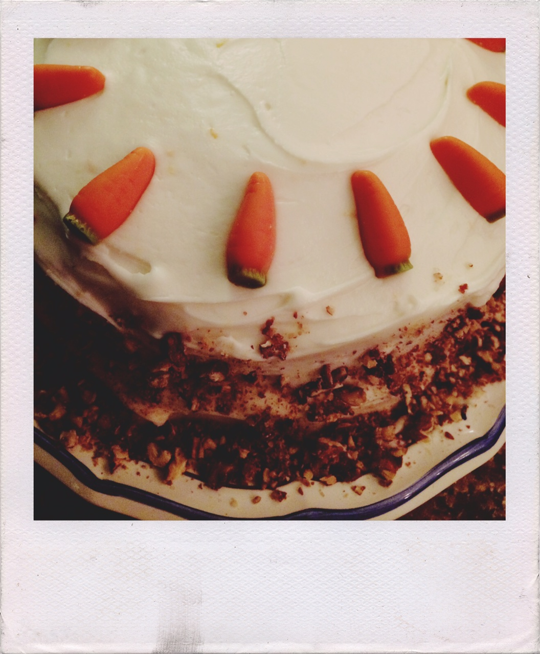 Jennifer Michie Carrot Cake