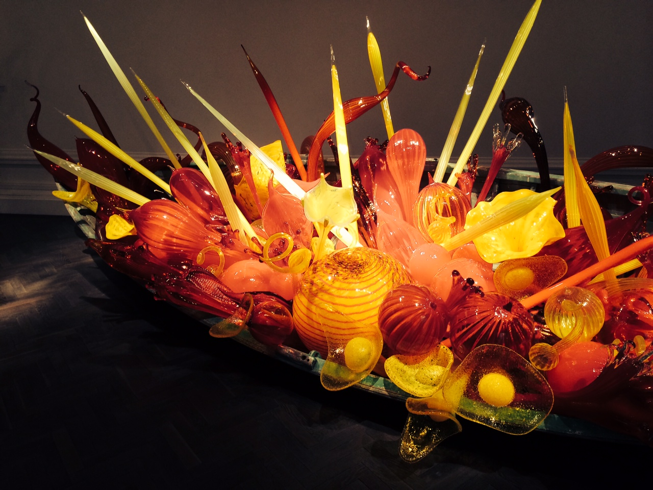 Jennifer Michie Dale Chihuly London