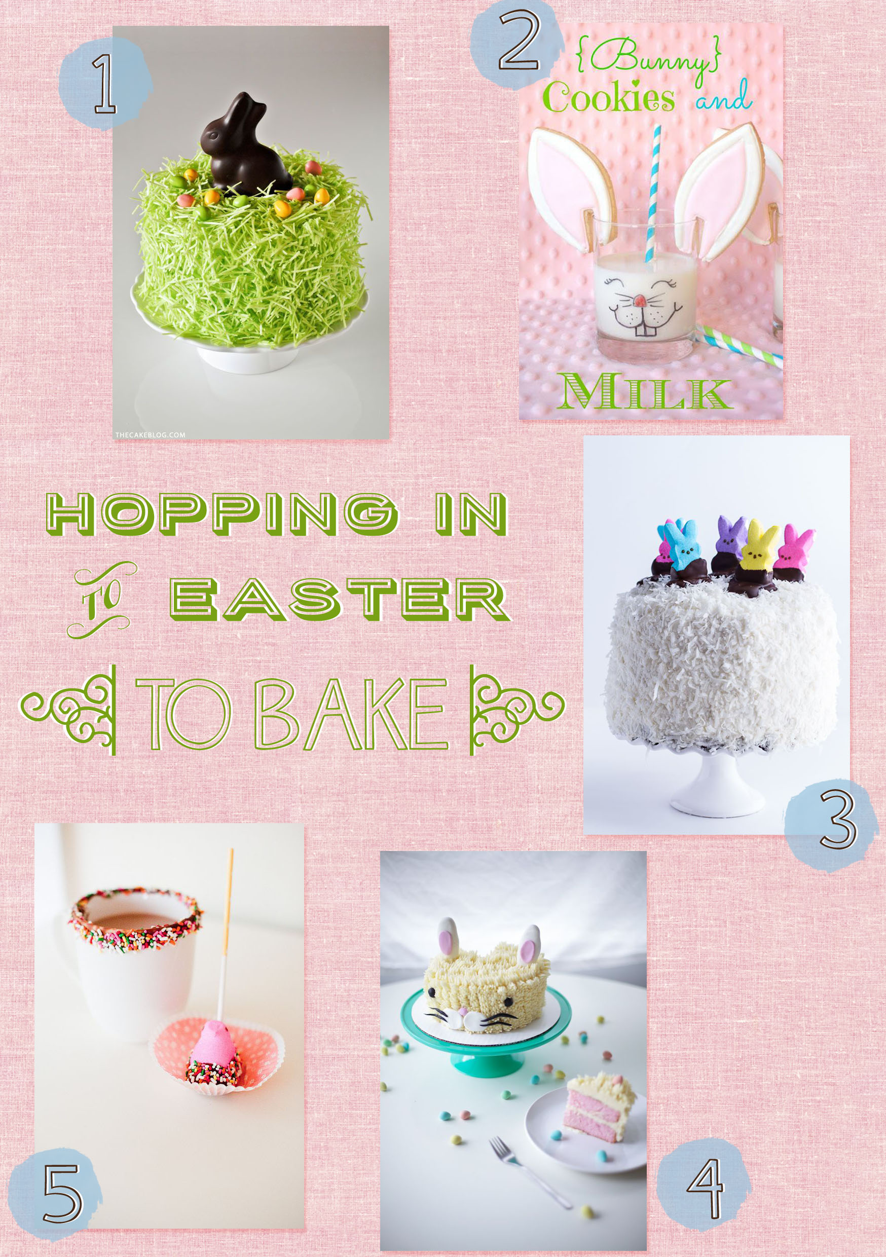 Jennifer Michie Easter To Bake