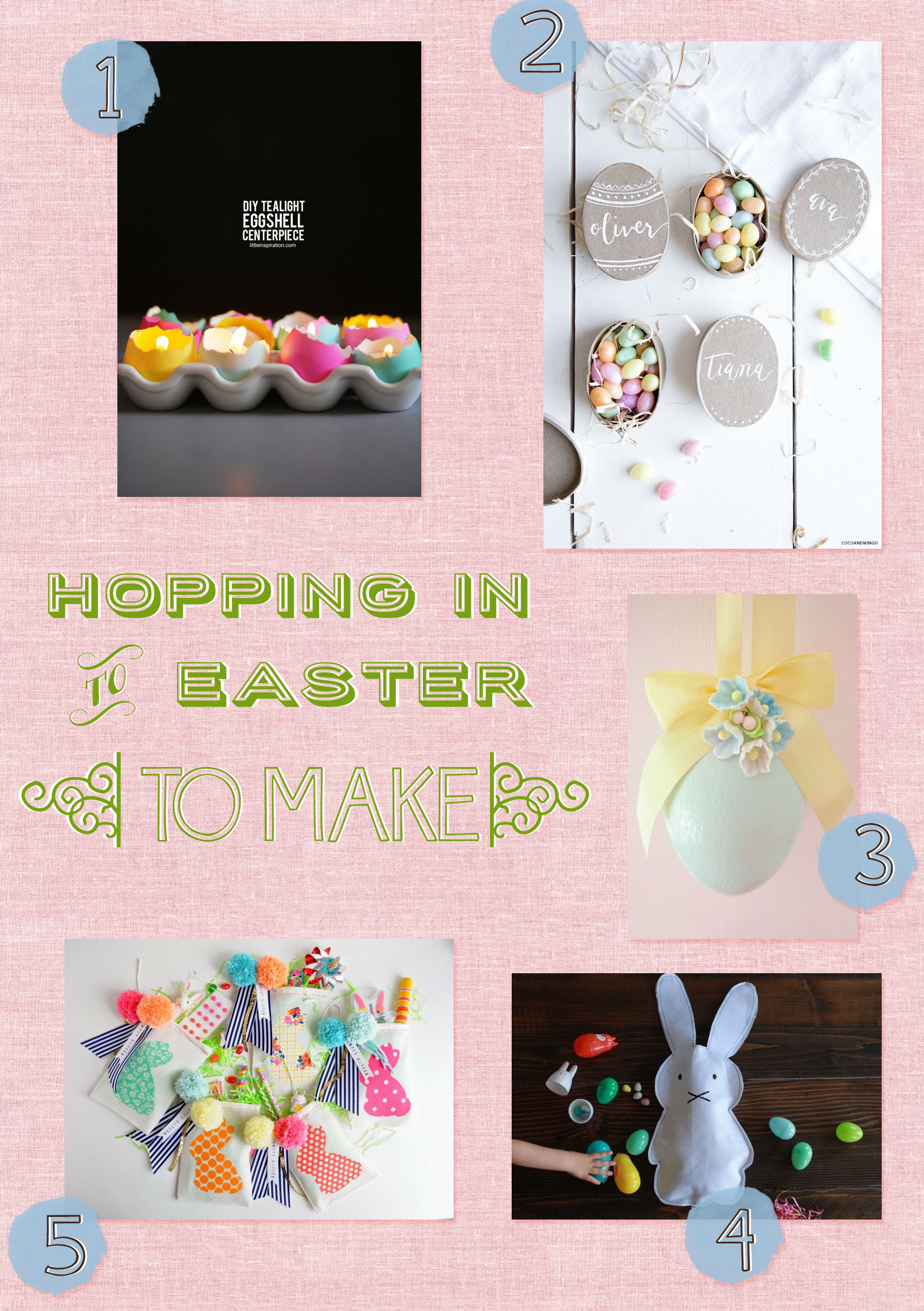 Jennifer Michie Easter To Make