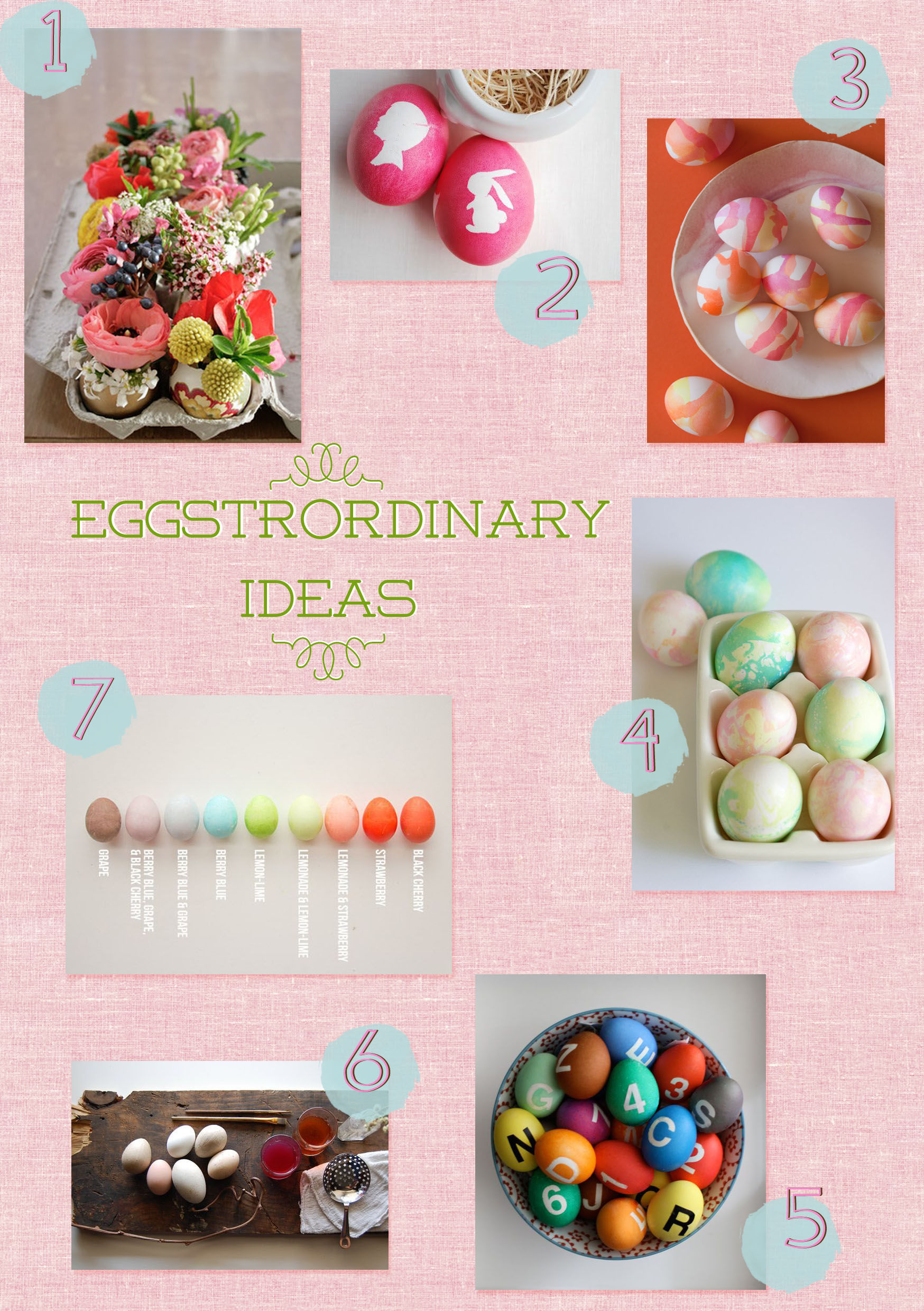 Jennifer Michie Eggstrordinary Ideas