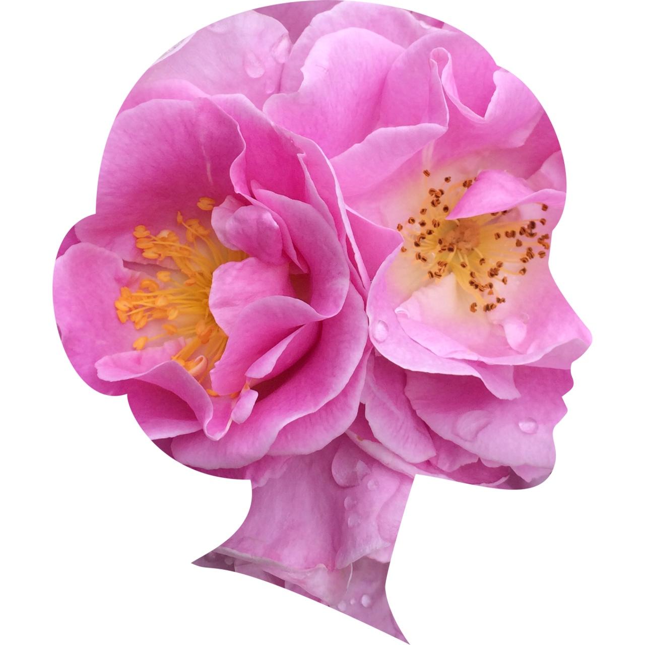 Jennifer Michie Flower Head
