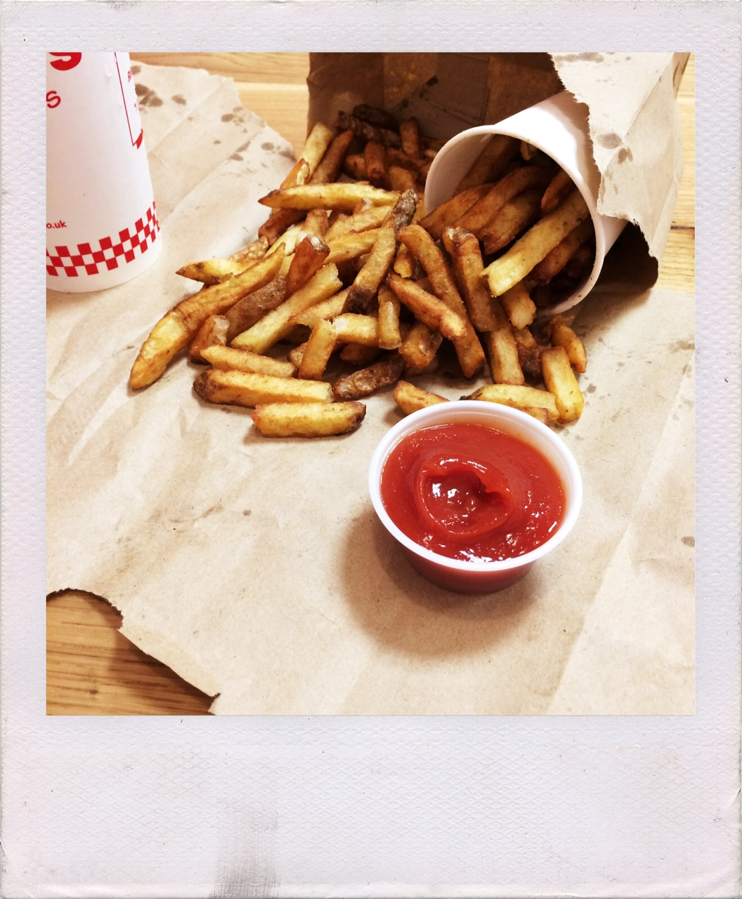 Jennifer Michie Five Guys Fries