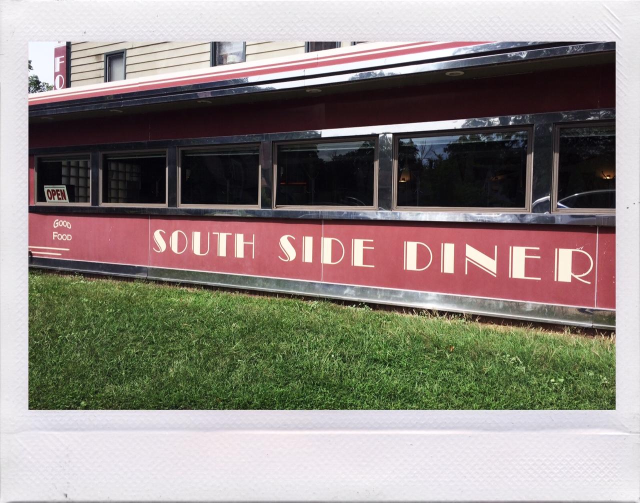 Jennifer Michie South Side Diner 1