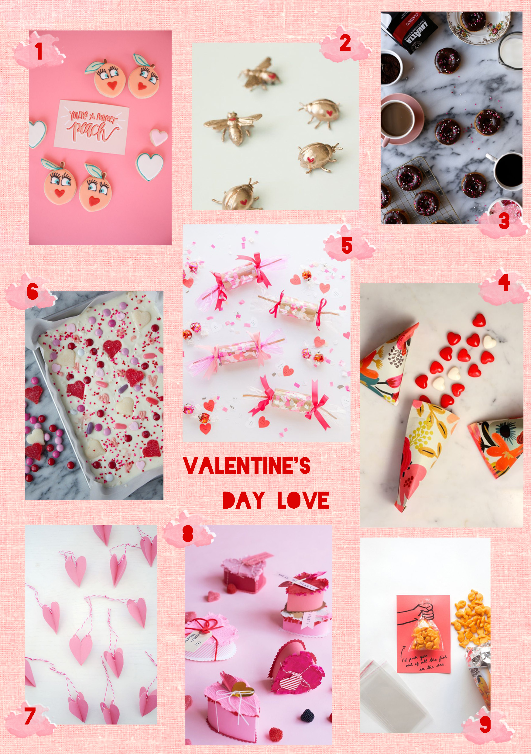 Jennifer Michie Valentine Pins 2015