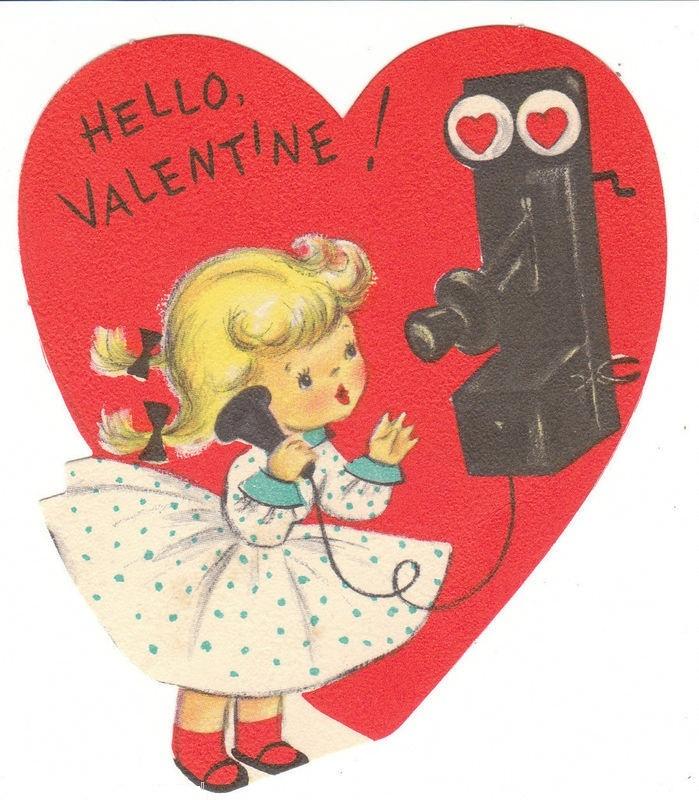 Vintage Valentine's 6