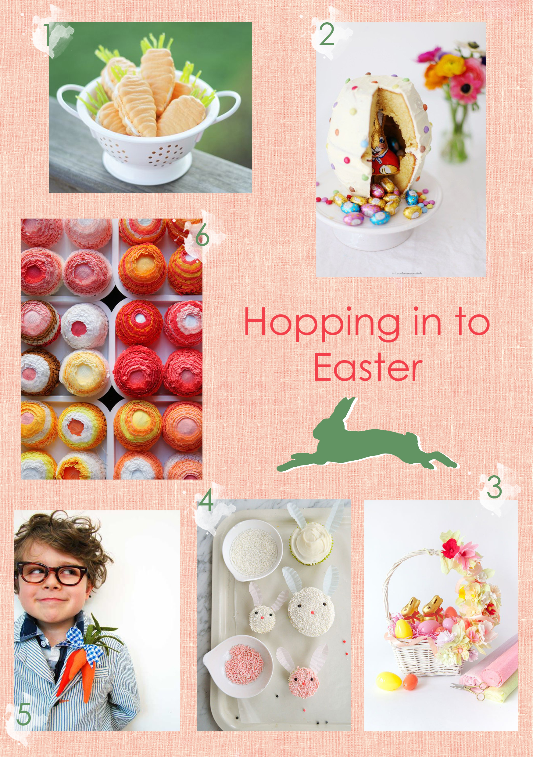 Jennifer Michie Hopping Into Easter Pins