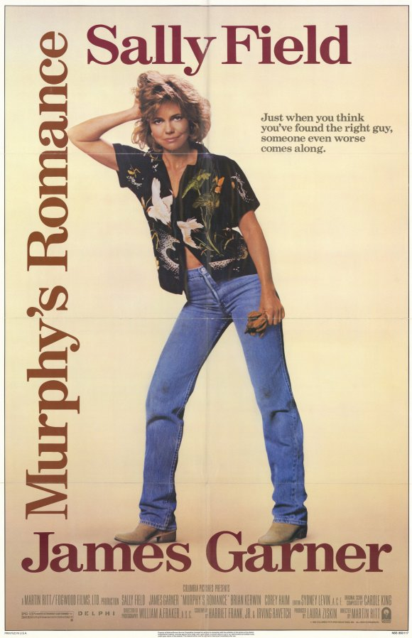Murphy's Romance Movie Poster 1985
