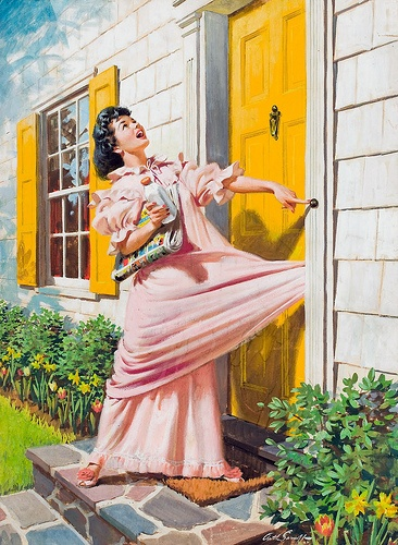 Let Me In Arthur Sarnoff