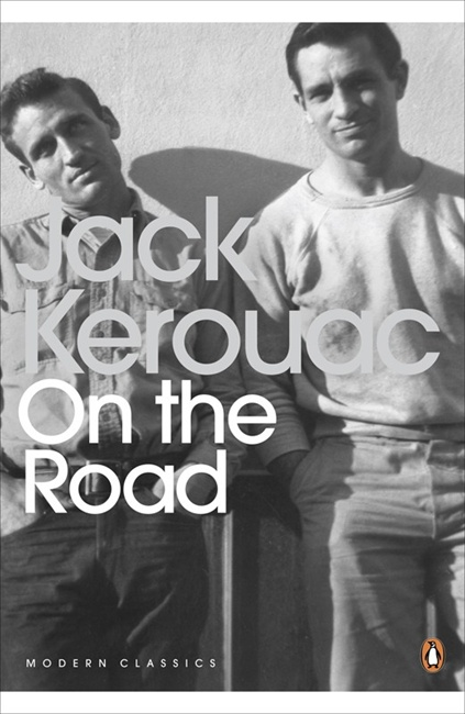 Jack Kerouac On the Road Cover