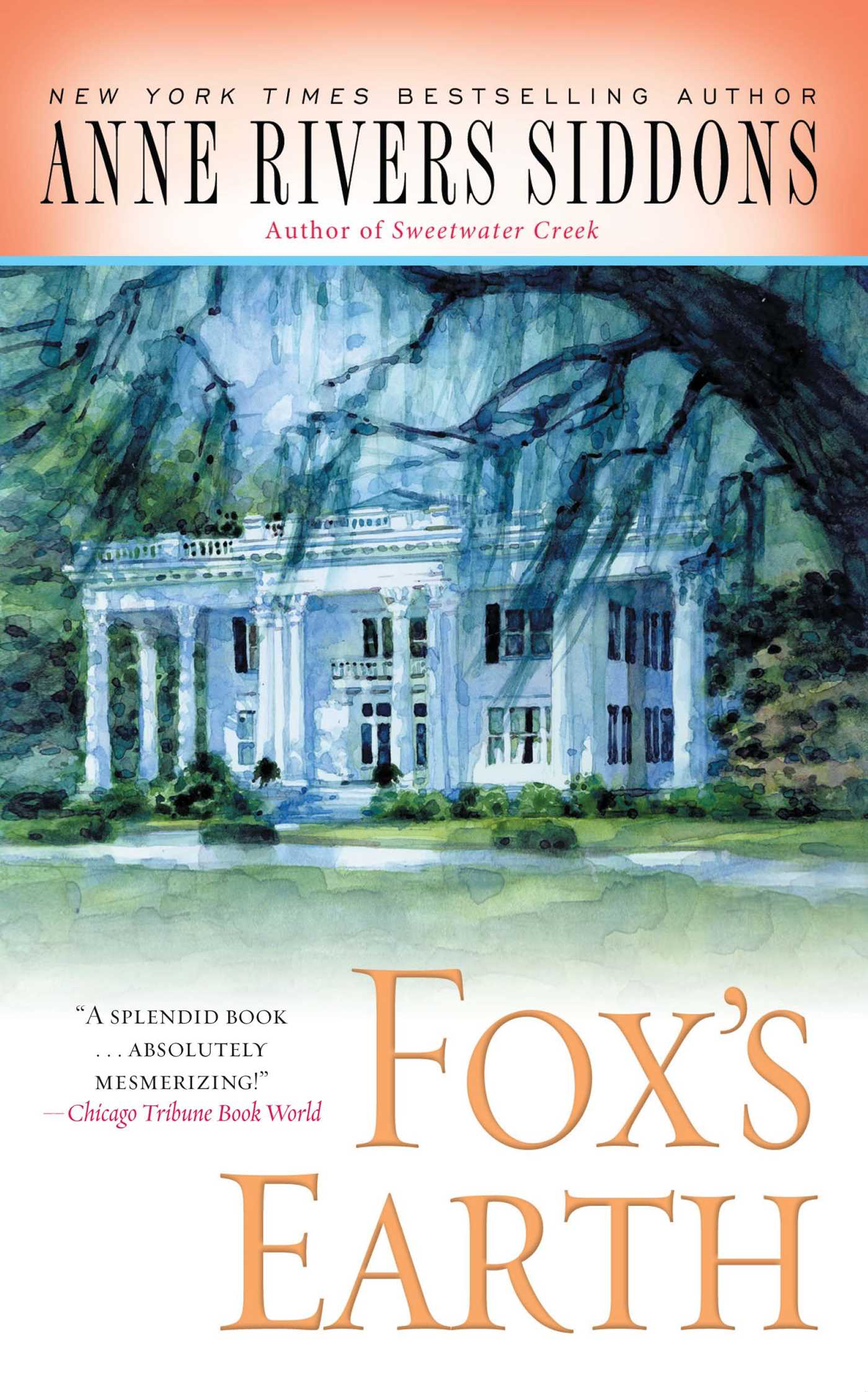 Foxs Earth Book Cover
