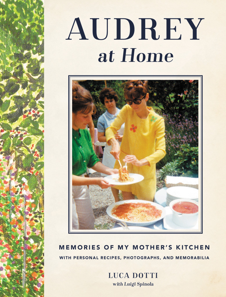 Audrey at Home Cover