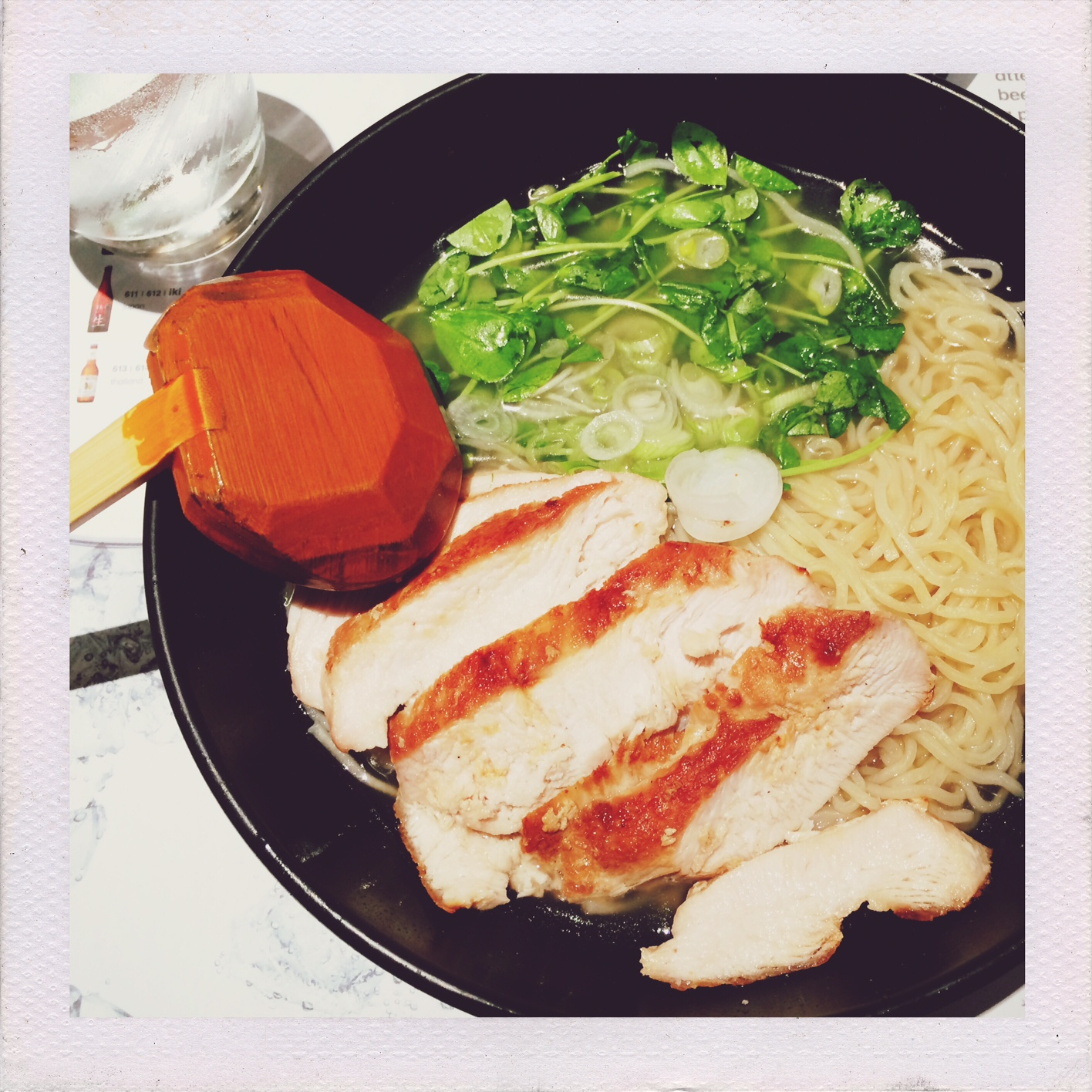 Jennifer Michie Chicken Ramen
