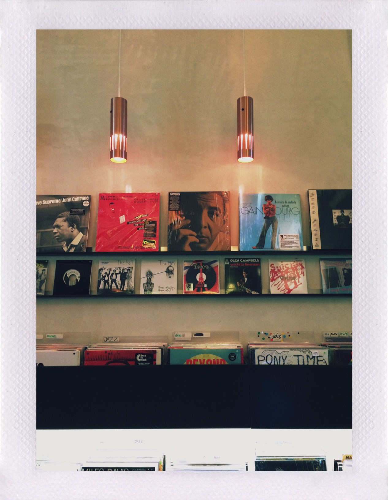 Jennifer Michie Kaffe & Vinyl 1